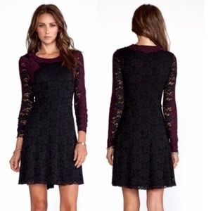 Anthropologie Bailey 44 Secret Mementos Lace Dress